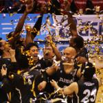 20130422 【JBL】2012-2013FINALS アイシンシーホースラストチャンピオン!!!