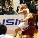 20140104 【ALL JAPAN_準々決勝】東海大学×東芝ブレイブサンダース神奈川