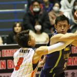 20140105 【ALL JAPAN_準々決勝】和歌山トライアンズ×レバンガ北海道