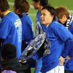 20141206 【J1_第34節】徳島×G大阪  青と黒よ輝け!Campione!! Gamba Osaka!の巻