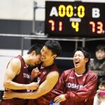 20140111 【ALL JAPAN_準決勝】和歌山トライアンズ×東芝ブレイブサンダース神奈川